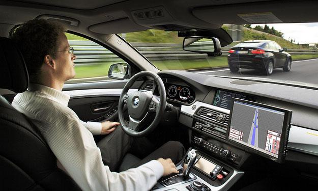 BMW sistema de conducción