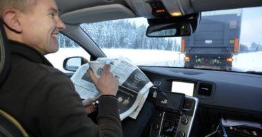 Conducción autónoma en el proyecto SARTRE