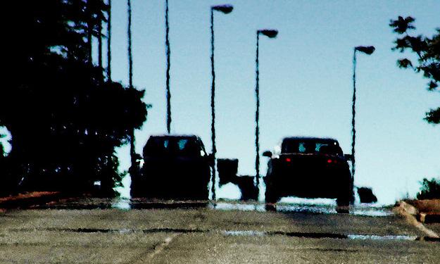 Calor en la carretera