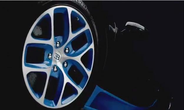 Nuevo Bugatti Veyron