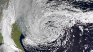 Hurricane Sandy, Huracán