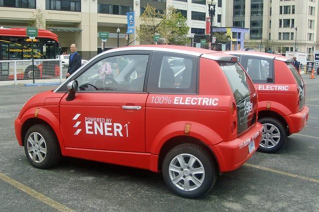 Los coches eléctricos ya no necesitarán cargarse con cables