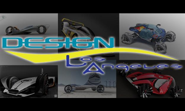 Cartel de la edición 2012 de LA Design Challenge