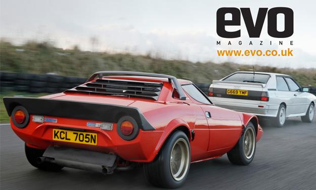 Revista británica de coches evo