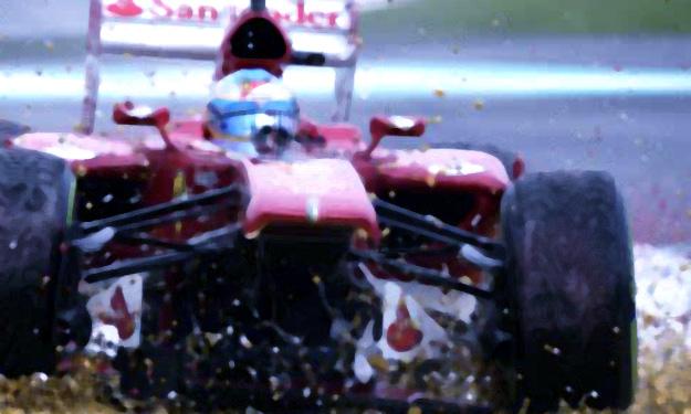 Fórmula 1 Gran Premio de Malasia 2013
