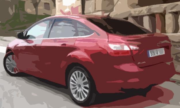 Ford Focus más vendido en 2012