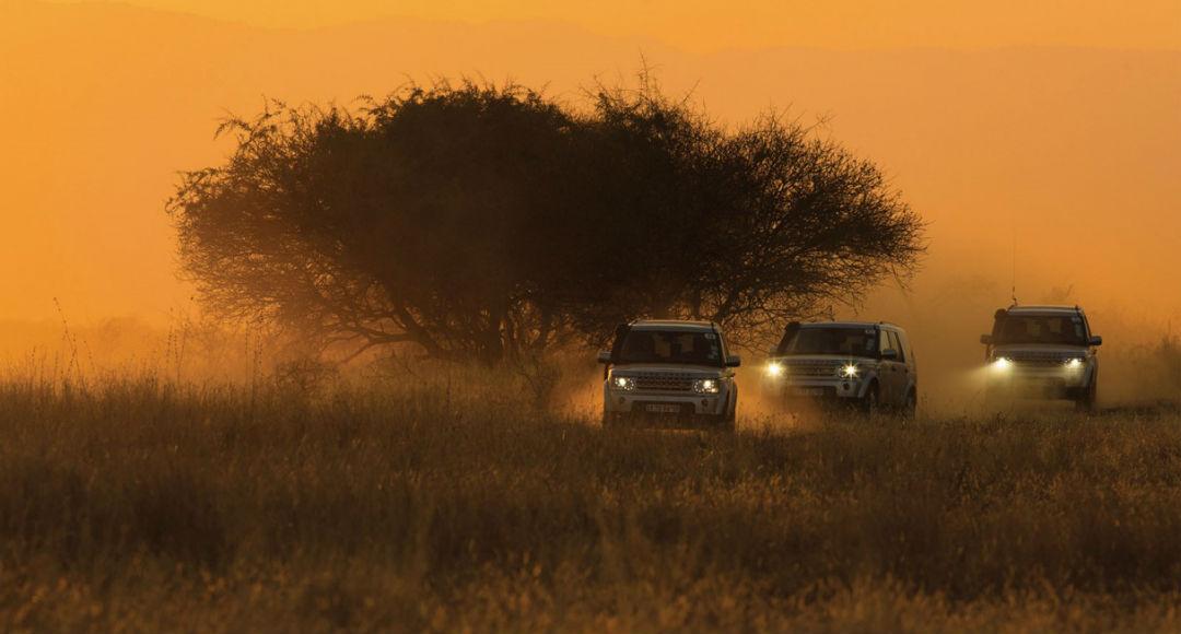 Experiencia Land Rover