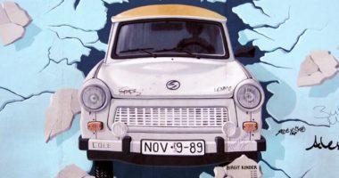 Viajar por Berlín en un Trabant