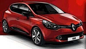 El Renault Clio es el tercer coche más vendido en Junio de 2013.