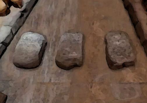 El antepasado del paso de cebra lo inventaron los romanos.