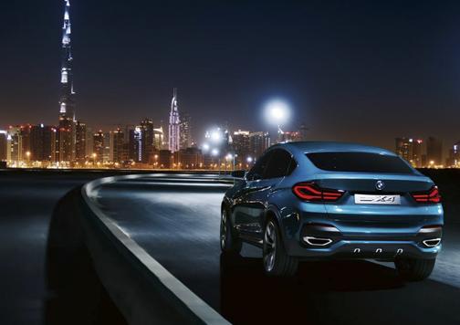 Viajar de noche aumenta las probabilidades de quedarse dormido al volante, planifique bien su viaje. Foto: BMW.