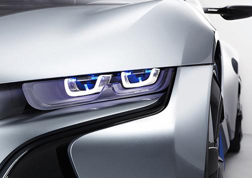 Faro BMW