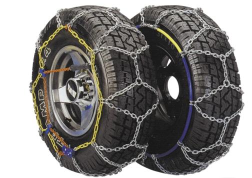 ruedas cadenas