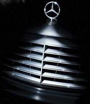 Mercedes-Benz árbol de Navidad