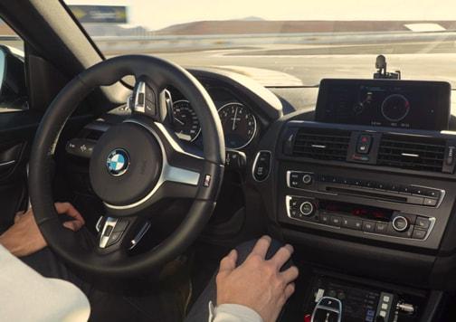 BMW-CES-conductor-automático