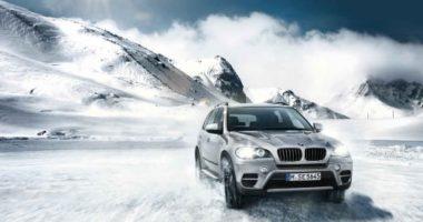 BMW-nieve