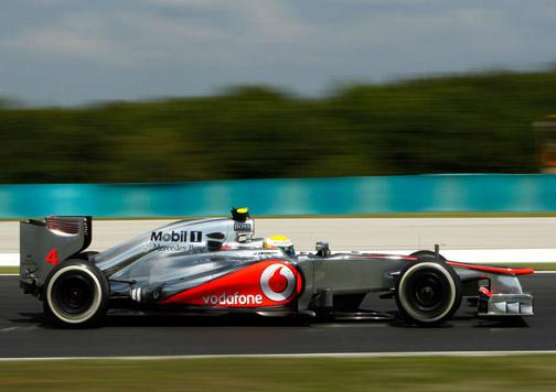 monoplaza McLaren
