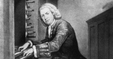 Bach al piano