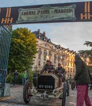 Rally Paris-Madrid