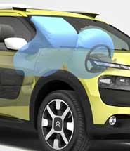 Airbag Citroën Cactus