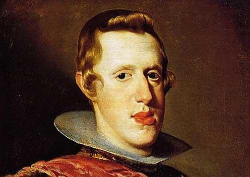 retrato de Felipe IV.