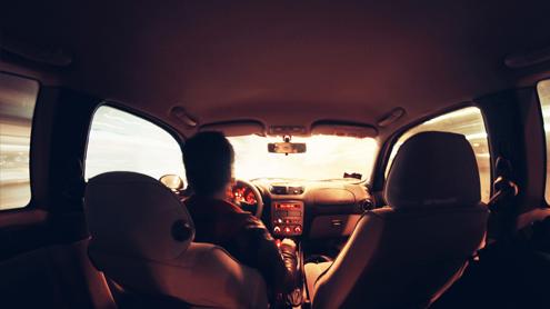 malas prácticas al volante