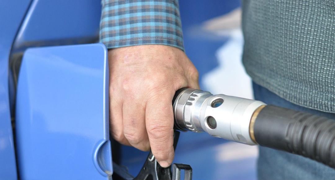 dispensador combustible