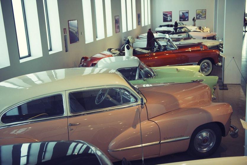 Museo del Automóvil de Málaga