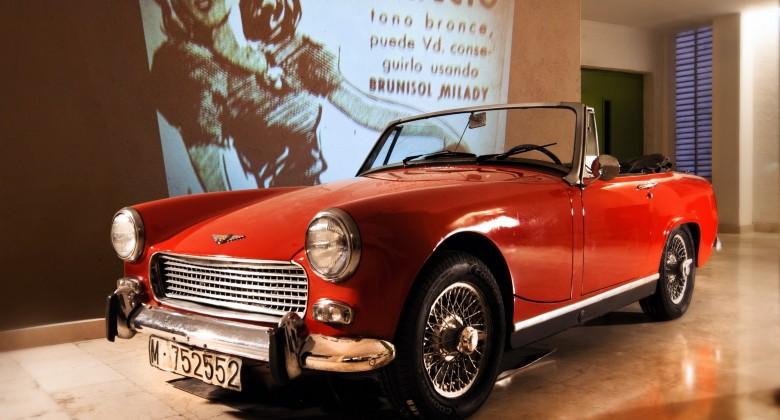 Museos de coches cl sicos en espa a qualitas auto for Oficina qualitas auto madrid