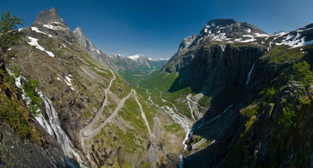 Trollstigen Noruega