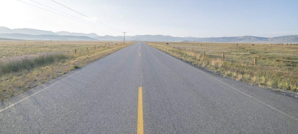 Carretera recta