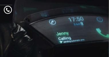 Parabrisas inteligente Samsung