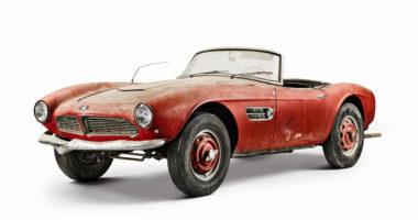 BMW de Elvis Presley