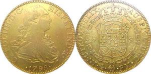 Doblón - moneda antigua
