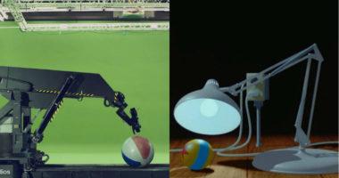 Luxo Jr Pixar - Robot Stiller Studios