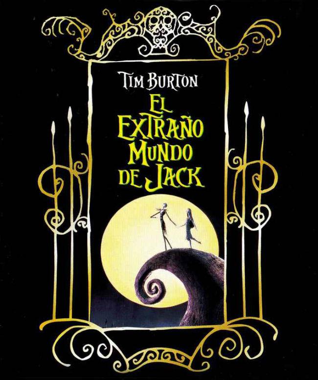 Cartel El extraño mundo de Jack