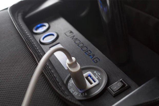 Puertos USB Modobag