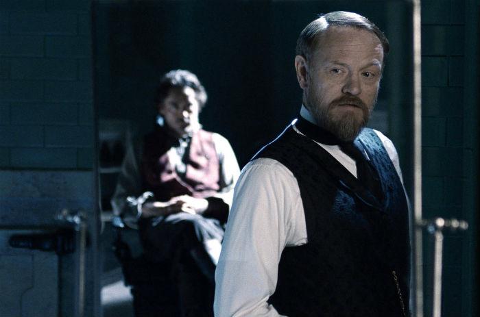 Profesor Moriarty y Sherlock Holmes - Juego de Sombras