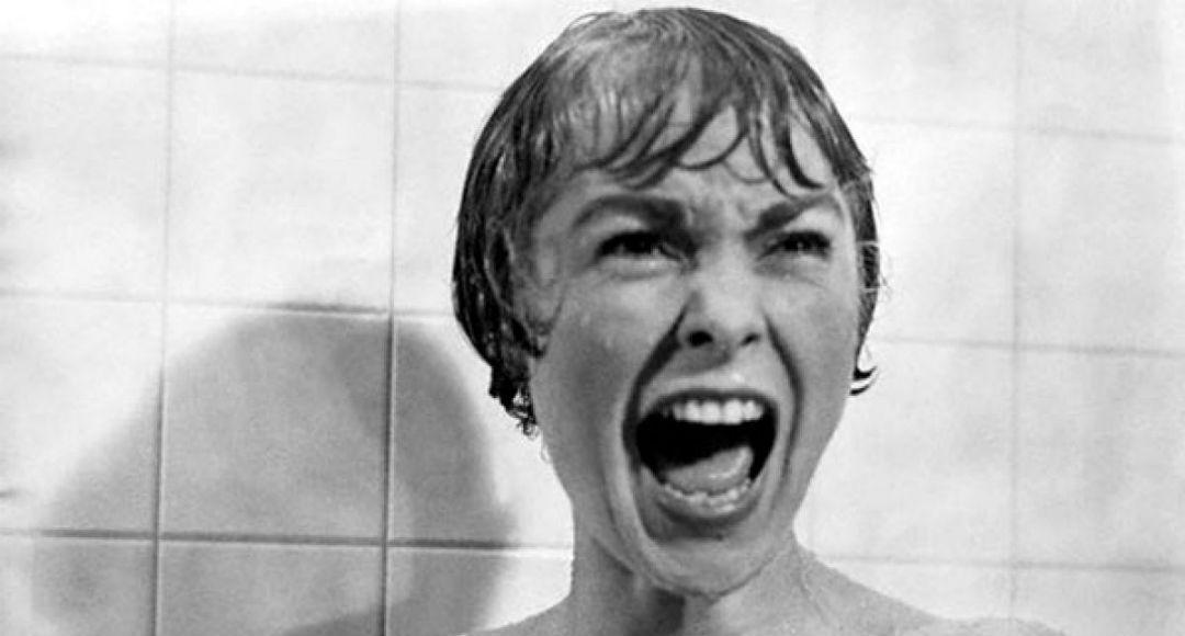 Psicosis escena de la ducha