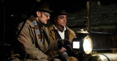 Sherlock y Watson - Juego de Sombras