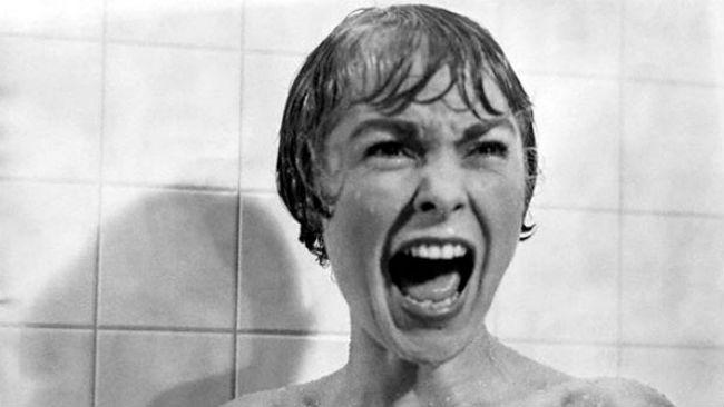 Escena ducha - Psicosis