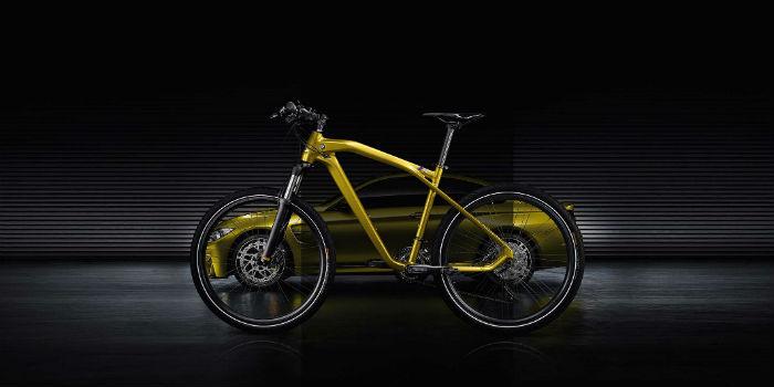 BMW M4 E-Bike Limited Edition