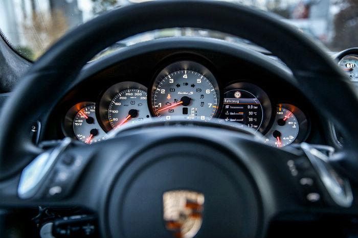 Volante Porsche