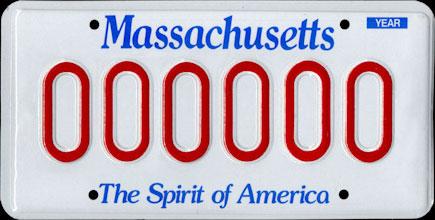 Matrícula de Massachusetts
