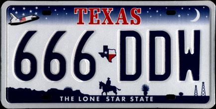 Matrícula Texas