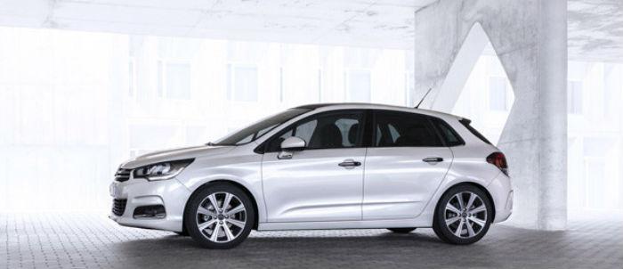 CITROËN C4 - coches más vendidos