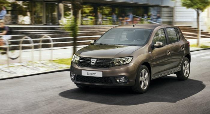 DACIA SANDERO - coches más vendidos
