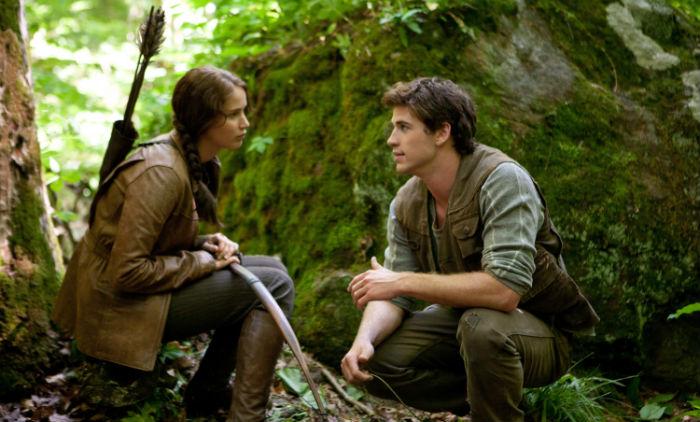 Katniss_y_Gale_Los Juegos del Hambre