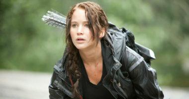 Katniss Everdeen - Los Juegos del Hambre parte 1