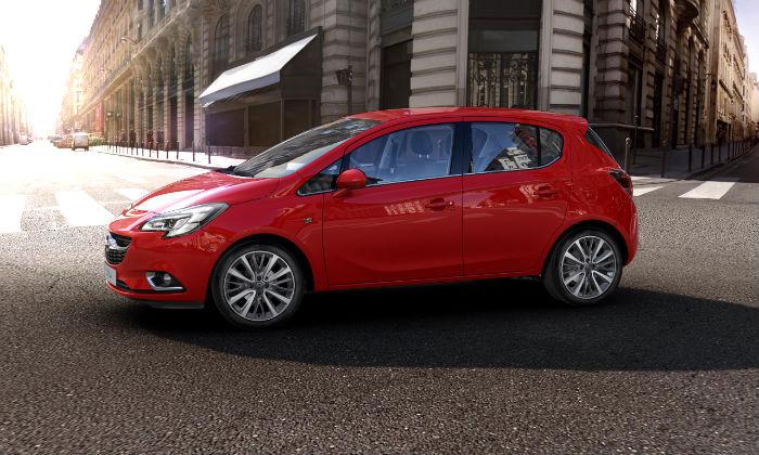 OPEL CORSA - coches más vendidos